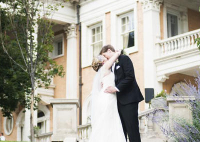 Alison and Kyle – Grant Humphries Mansion