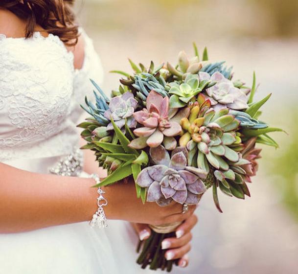 Non-Floral Bouquet Ideas